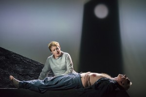 Rachel Nicholls (Isolde) and Peter Wedd (Tristan) c. Matthew Williams-Ellis 2660