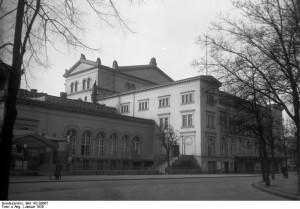 Berlin, Kroll-Oper