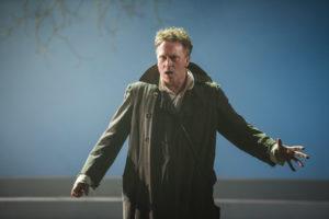 Nal Cooper as Tannhauser, c. Matthew Williams-Ellis